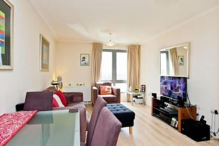 Modern 1 bed flat next to North Acton,Central line - Huoneisto