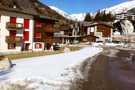 Warm apartment in Residence - Ponte di Legno - Apartmen