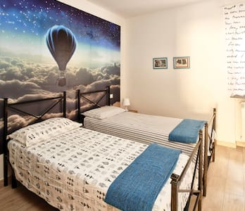 Esterina house - Baloon Room - Rumah