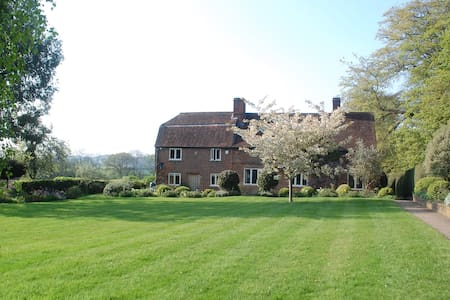 Flagpole Cottage - Tandridge - Hus