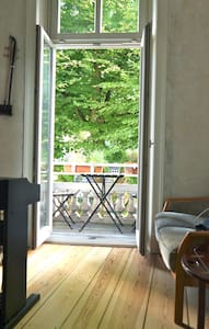quiet flat in the city centre - Hamburgo - Apartamento