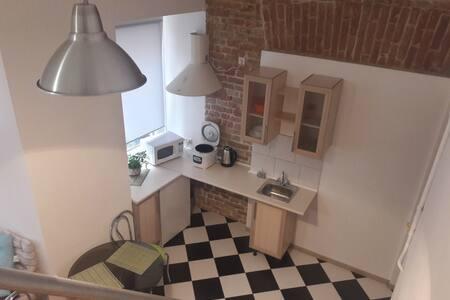 Двухуровневая однокомнатна квартира - Apartment