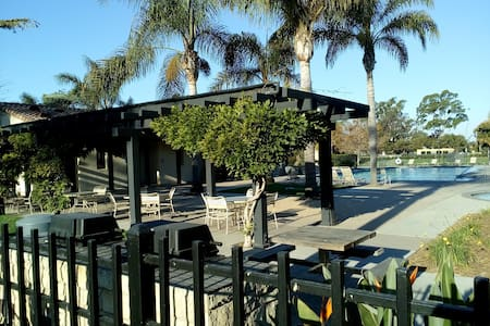 Stay in beautiful Storke Ranch, Goleta - Goleta - House