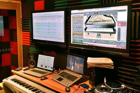 driver, tours, fun ppl, music studio, for talent - House