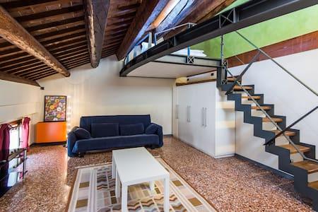 Loft Due Spade - Noale - Apartment