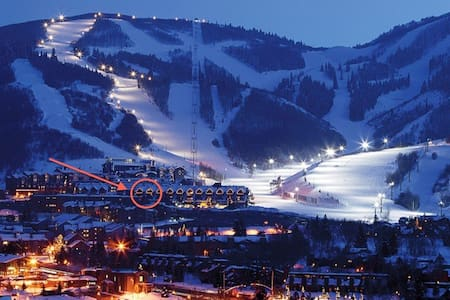 Ski-in Ski-out Park City Mountain Resort Studio! - Park City - Appartement