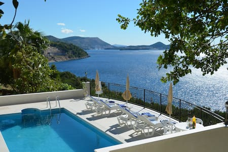 Villa Oliva-oasis of peace&beauty(with no balcony) - Dubrovnik - Apartment