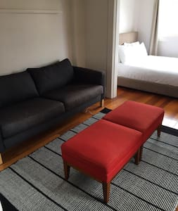 Large apartment in Elizabeth Bay - Elizabeth Bay - Apartment