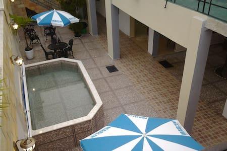 Hostal Santa Elena - Habitación 2 - Ház