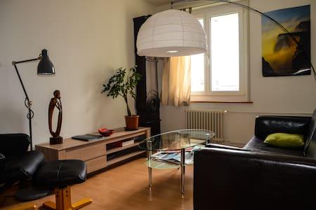 Grande chambre d'enfant - Neuchâtel - Appartement