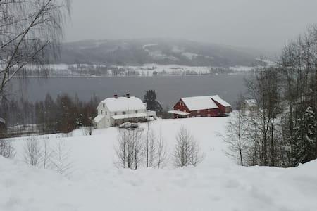 Lovely norwegian countryside - hov - House