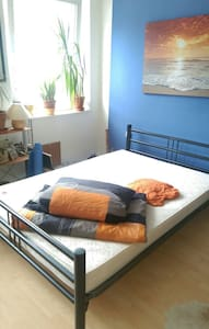 Nice and comfy bed in shared appartment - Dortmund - Apartment