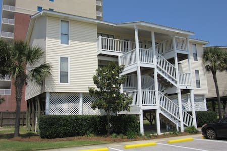 2BR/2BA Condo with great Gulf views! - Condominium