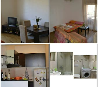 Charming apartment Nina - Podgorica