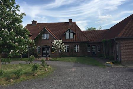 idyllische Ferienwohnung mit Garten - Apartmen