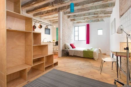 VERY COOL LOFT in Borne! WIFI