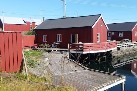 Rorbu fra 1874 (Fishermans cottage) - Stamsund - Cabanya