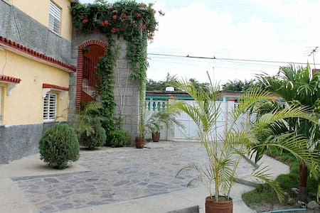 Novoa House, between beach and city - Casilda - Bed & Breakfast