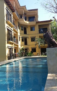 Luxury 2 bed  Villa ocean view fast free internet - Potrero - Villa