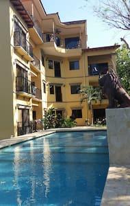 Luxury 2 bed  Villa ocean view fast free internet - Potrero