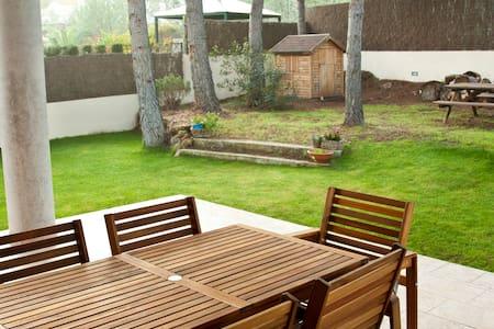 Casa en plena naturaleza, cerca playa y deValencia - Talo