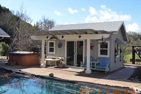 Blues Cabana: no bath or kitchen - Bungalow