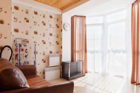 Студия с видом на море (Wi-Fi, PS3) - Apartment