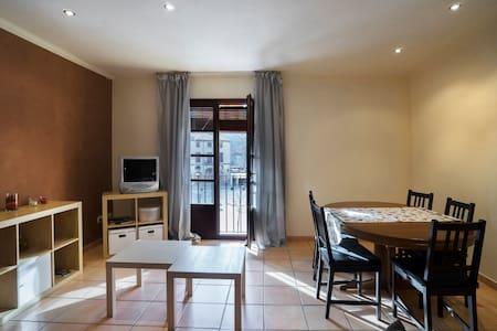 Céntrico apartamento en Besalú - Appartement