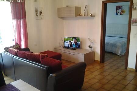Casa Stefi- appartamento 3 locali con giardino - Piazzogna
