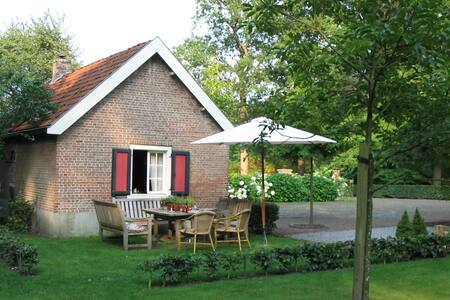 Annahoeve - landgoed Wallsteijn - Achtmaal - Kisház