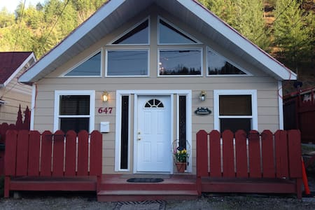 Summit - Private Hot Tub-Sleeps 6-$125* - Kellogg - Hus