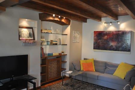 La casetta dell'artista - Bergamo - Leilighet