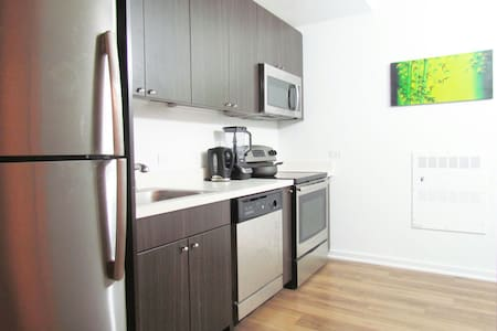 3 min walk to Union square-moscone - San Francisco - Apartment