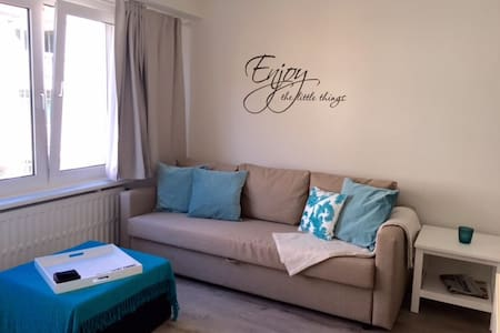 Cosy, recently renovated studio - Knokke-Heist