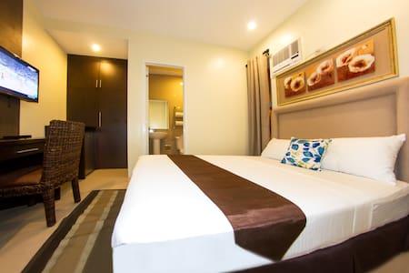 Verovino Suites Cebu- Chic Rooms and Cozy - Cidade de Mandaue - Apartamento com serviços incluídos