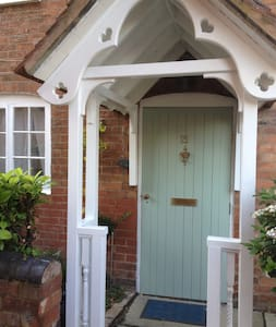 Complete cottage, one double and one single BR - Wellesbourne - Talo