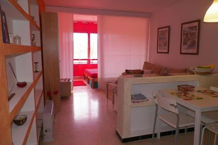 kleines Apartment, 1-3 Pers. 507 - Rotes Velles - Lejlighed