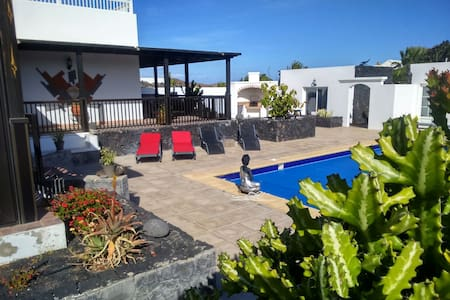Estudio en villa con piscina - Casa de camp