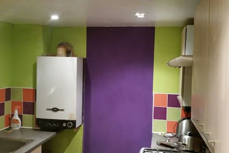 Nice 3BD FLAT 30min Central London - Apartamento