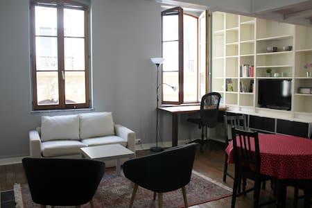 Appartement F1 bis, tout équipé, hyper-centre - Metz - Apartment