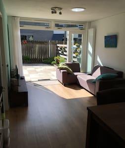 Big 2 bedroom apt. near city centre - Amszterdam - Lakás