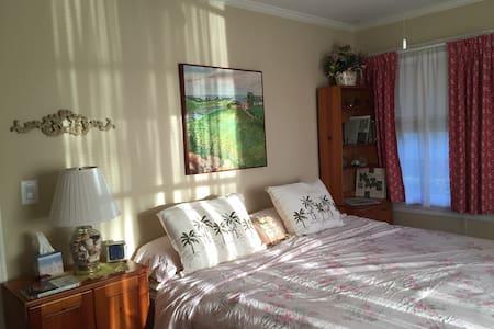 A Beautiful Sunset Room - Beaufort - Bed & Breakfast
