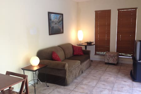 1bed/1Bath Studio Apt in SouthMiami - Miami