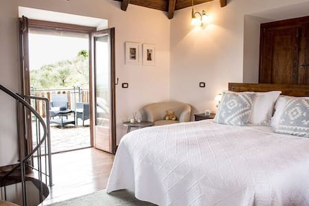 Bella Vista suite - Casale S Pietro - Bed & Breakfast