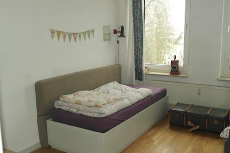 Wohnen mit Stil und Ruhe - Flensburg - Appartement