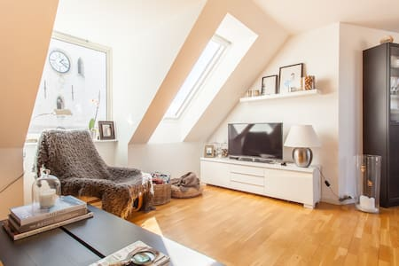 Fantastic penthouse in the city! - Bergen