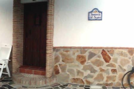 Acogedora Casa Rural con Piscina 2 dormitorios. - Villa