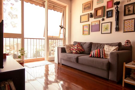 Spacious and well located place with a lagoon view - Rio de Janeiro - Apartment