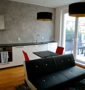 Luxury apartment close to downtown with terrace - Apartment