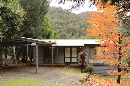 Riverdell - 3 bedroom house at the Mt Buller base - Merrijig